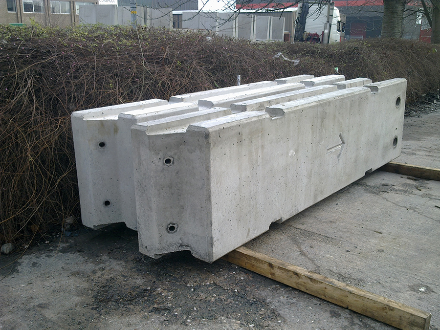 Temporary Concrete Barriers