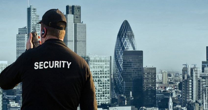 Manned Guarding Services