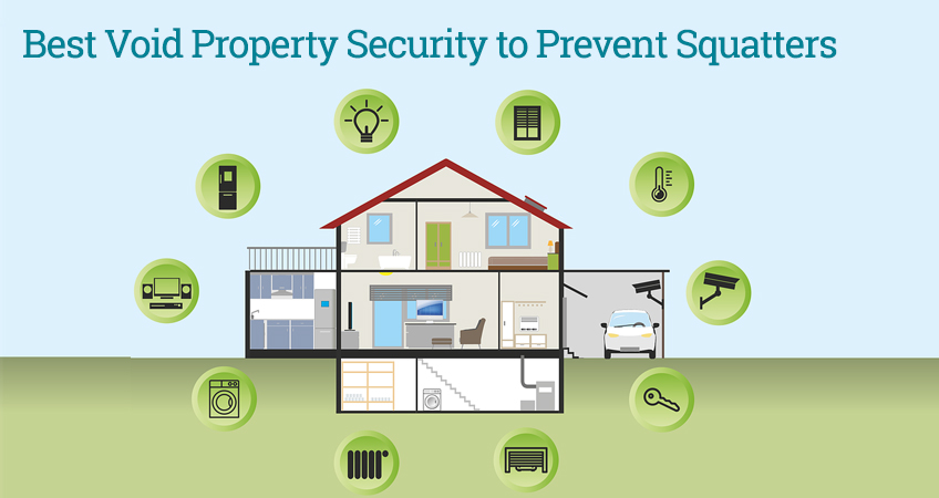Benefits of Void Property Security to Prevent Squatters | Infographic