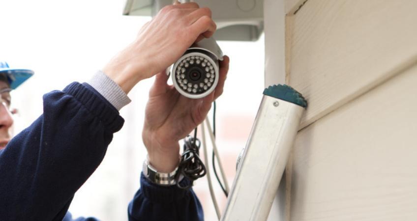 CCTV Installation and Wiring