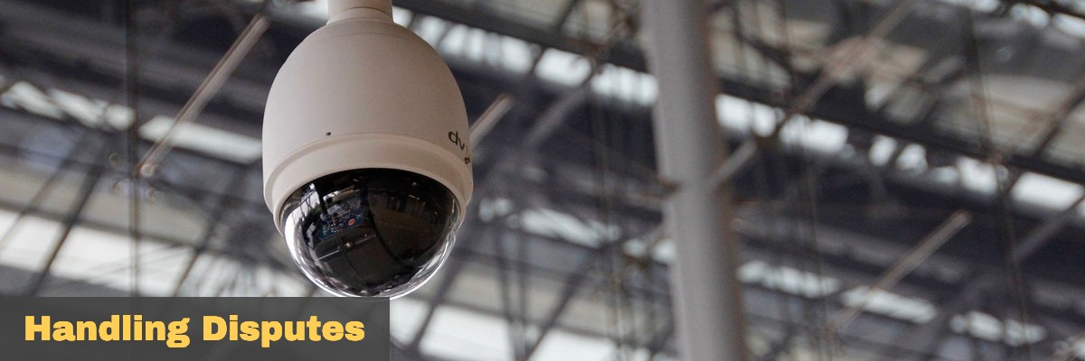 CCTV workplace