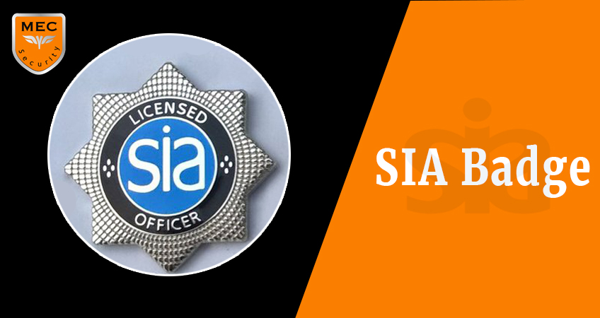 How to get a SIA Badge – The Process