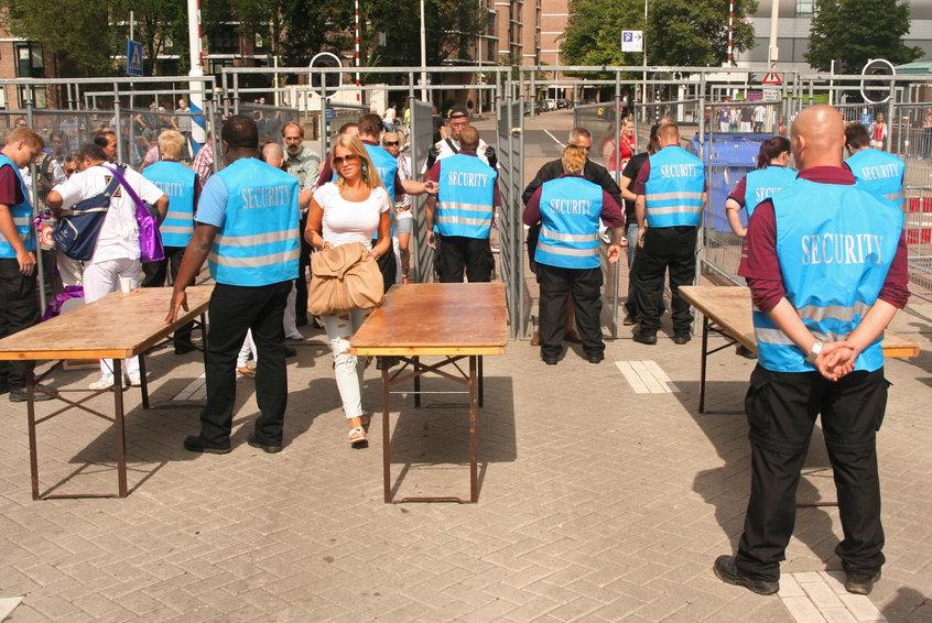 Staff Security Screening